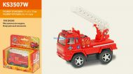 Машина FIRE ENGINE KINSMART KS3507W